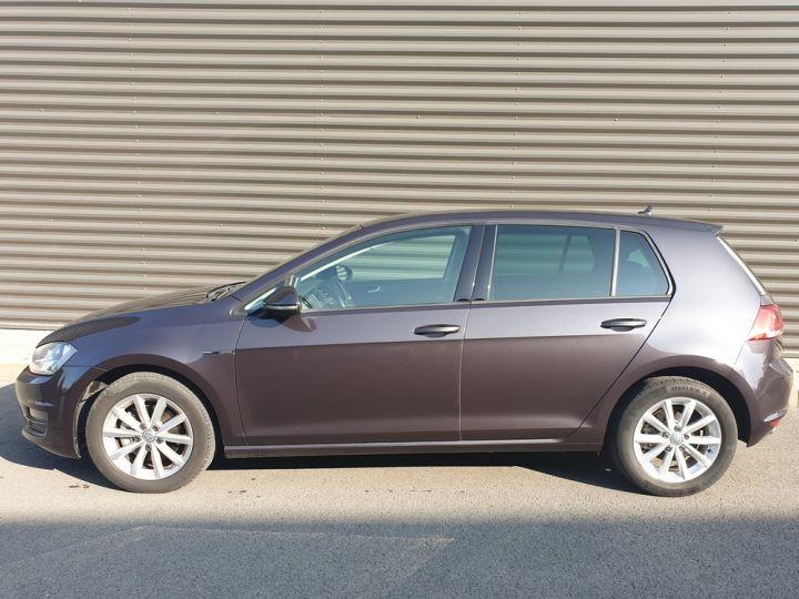 Volkswagen Golf 7 vii 2.0 tdi 150 lounge dsg bva s Noir Occasion - 4