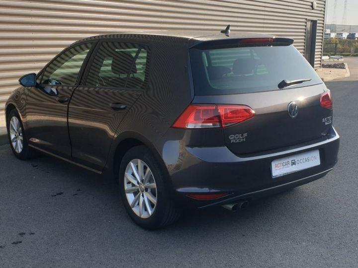 Volkswagen Golf 7 vii 2.0 tdi 150 lounge dsg bva s Noir Occasion - 14