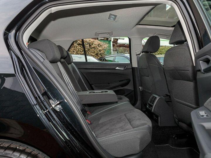 Volkswagen Golf 8 1.5TSI 150 DSG Style / Toit ouvrant/Alcantara/09/2020 noir métal - 8