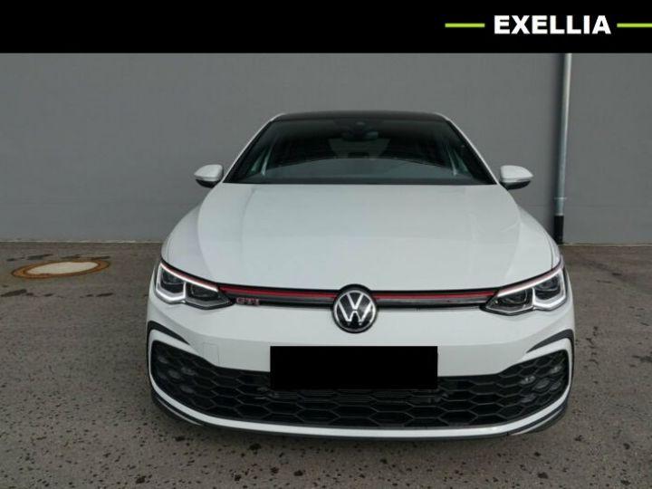 Volkswagen Golf 8 GTI 2.0 TSI DSG 5P blanc  Occasion - 3