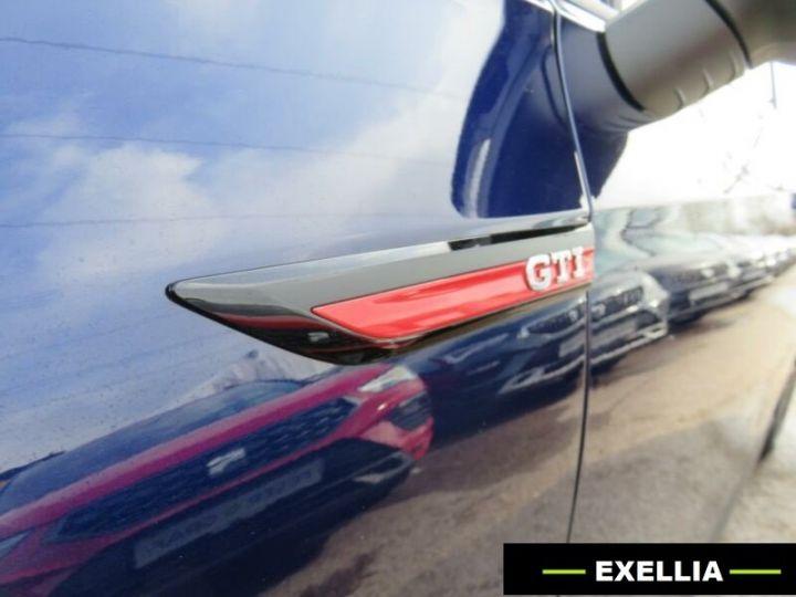 Volkswagen Golf 8 GTI 2.0 TSI DSG 5P BLEU  Occasion - 1