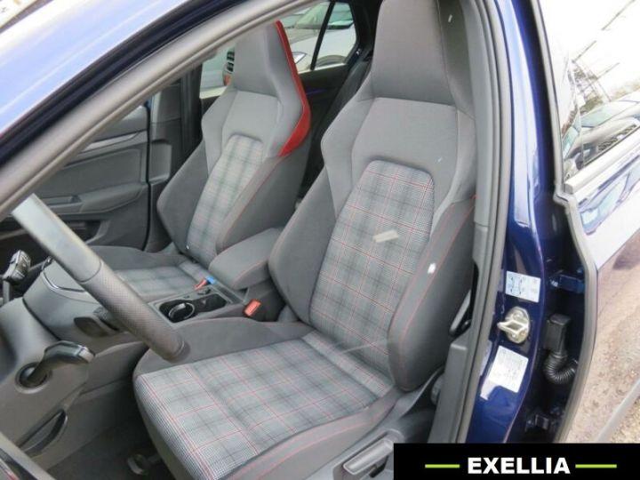 Volkswagen Golf 8 GTI 2.0 TSI DSG 5P BLEU  Occasion - 9