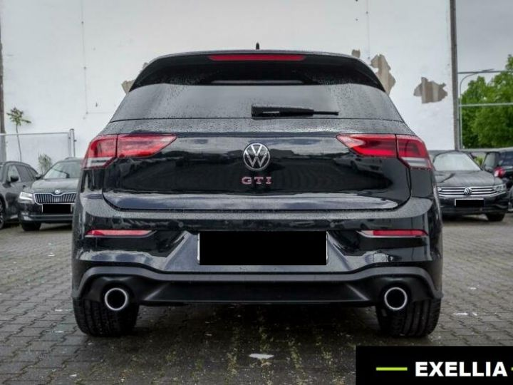 Volkswagen Golf 8 GTI 2.0 TSI DSG 5P noir  Occasion - 20