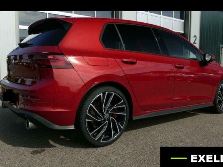Volkswagen Golf 8 GTI 2.0 TSI DSG 5P KINGS RED  Occasion - 7