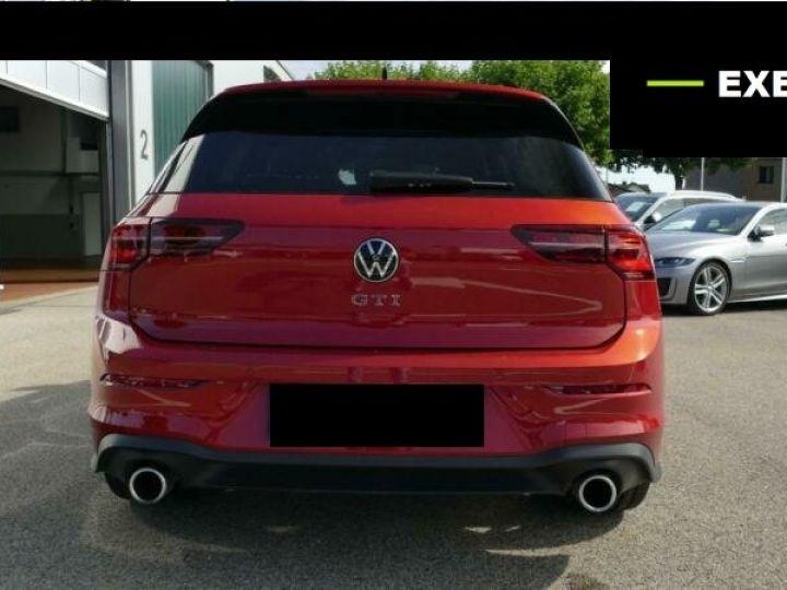 Volkswagen Golf 8 GTI 2.0 TSI DSG 5P KINGS RED  Occasion - 8