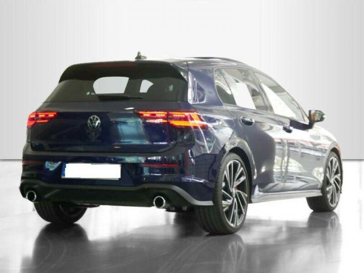 Volkswagen Golf 8 GTI 2.0 TSI DSG 5P bleu atlantik Occasion - 4
