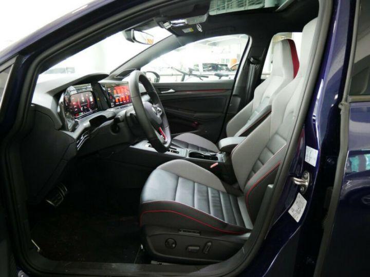 Volkswagen Golf 8 GTI 2.0 TSI DSG 5P bleu atlantik Occasion - 5