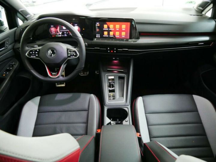 Volkswagen Golf 8 GTI 2.0 TSI DSG 5P bleu atlantik Occasion - 6