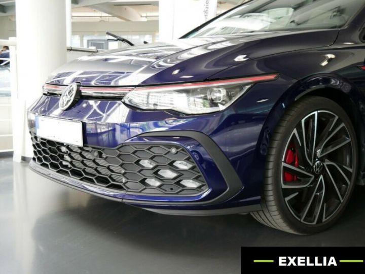 Volkswagen Golf 8 GTI 2.0 TSI DSG 5P bleu atlantik Occasion - 16