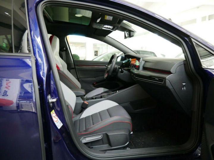 Volkswagen Golf 8 GTI 2.0 TSI DSG 5P bleu atlantik Occasion - 17