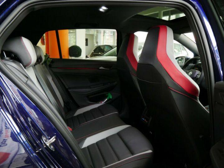 Volkswagen Golf 8 GTI 2.0 TSI DSG 5P bleu atlantik Occasion - 18