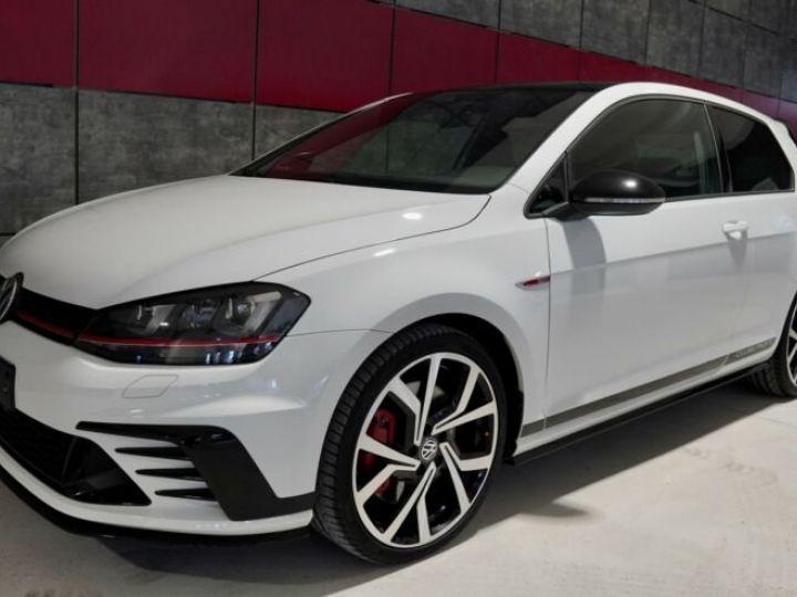 Volkswagen Golf Clubsport Blanc - 3