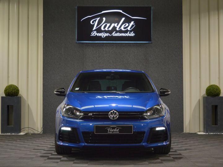 Volkswagen Golf Collector vi r 2.0 tsi 270ch dsg 1ere main entretien complet vw 55000kms 2012 full origine BLEU RISING - 2