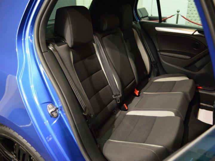 Volkswagen Golf Collector vi r 2.0 tsi 270ch dsg 1ere main entretien complet vw 55000kms 2012 full origine BLEU RISING - 12