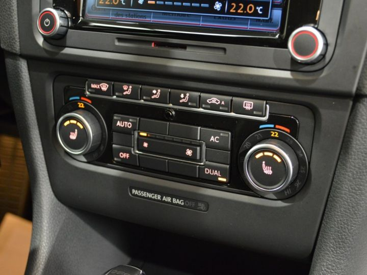 Volkswagen Golf Collector vi r 2.0 tsi 270ch dsg 1ere main entretien complet vw 55000kms 2012 full origine BLEU RISING - 16