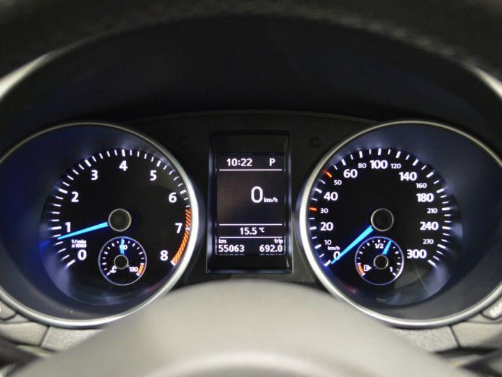 Volkswagen Golf Collector vi r 2.0 tsi 270ch dsg 1ere main entretien complet vw 55000kms 2012 full origine BLEU RISING - 18
