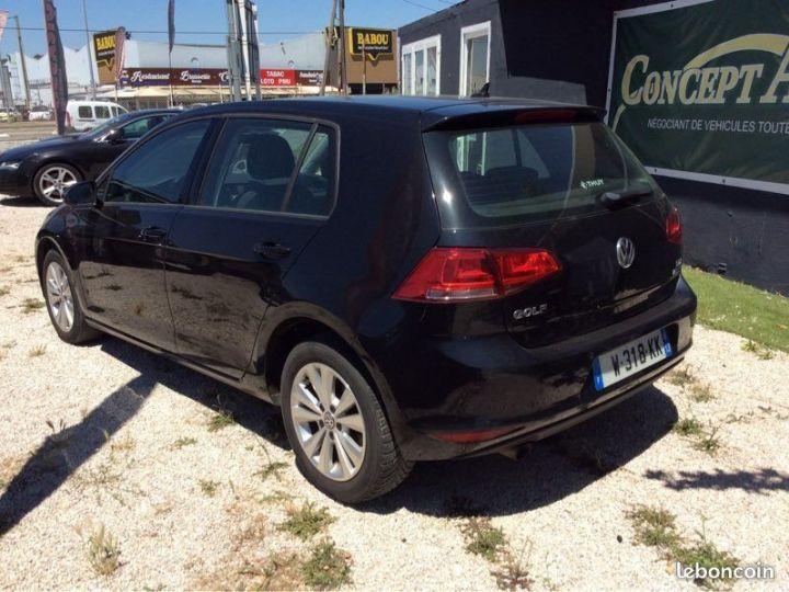 Volkswagen Golf CONFORT  NOIR MTAL Occasion - 4