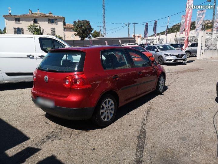 Volkswagen Golf confort ROUGE Occasion - 3