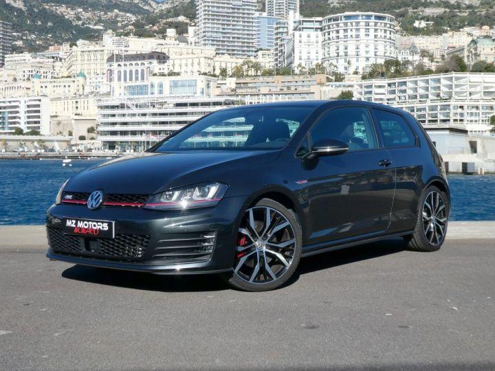 Volkswagen Golf GOLF VII / 7 2.0 TSI 220 BLUEMOTION TECHNOLOGY GTI 3P Acier Carbone métallisé Occasion - 1
