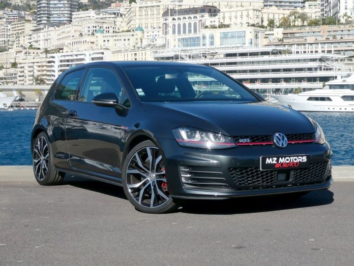 Volkswagen Golf GOLF VII / 7 2.0 TSI 220 BLUEMOTION TECHNOLOGY GTI 3P Acier Carbone métallisé Occasion - 6