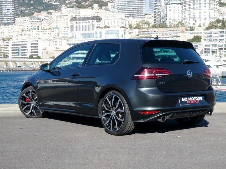 Volkswagen Golf GOLF VII / 7 2.0 TSI 220 BLUEMOTION TECHNOLOGY GTI 3P Acier Carbone métallisé Occasion - 7