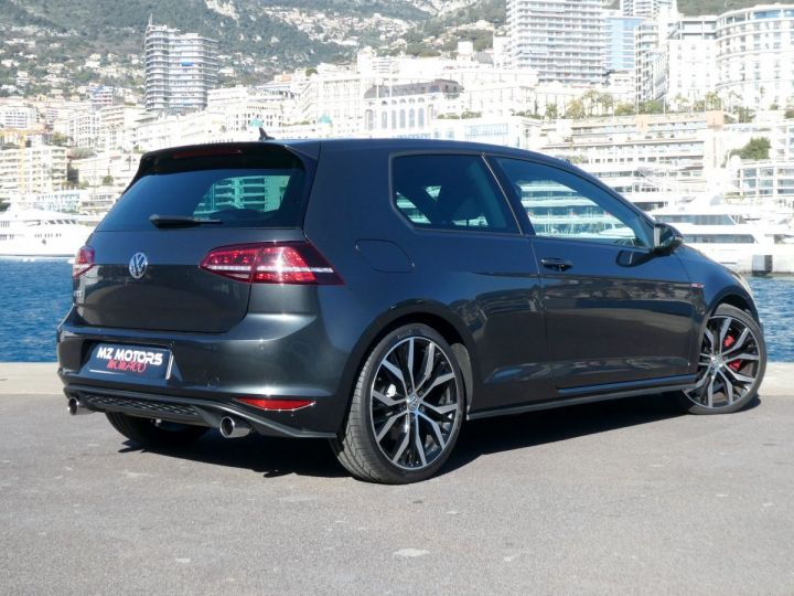 Volkswagen Golf GOLF VII / 7 2.0 TSI 220 BLUEMOTION TECHNOLOGY GTI 3P Acier Carbone métallisé Occasion - 10