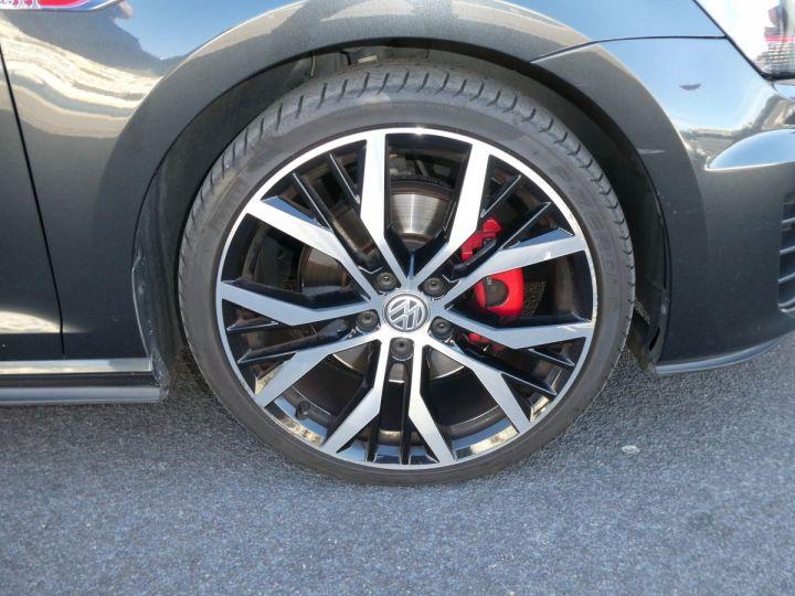 Volkswagen Golf GOLF VII / 7 2.0 TSI 220 BLUEMOTION TECHNOLOGY GTI 3P Acier Carbone métallisé Occasion - 13