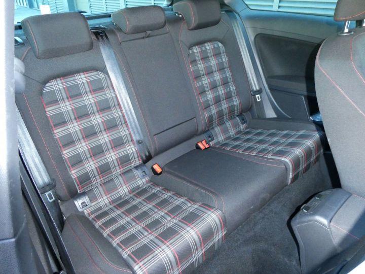 Volkswagen Golf GOLF VII / 7 2.0 TSI 220 BLUEMOTION TECHNOLOGY GTI 3P Acier Carbone métallisé Occasion - 16
