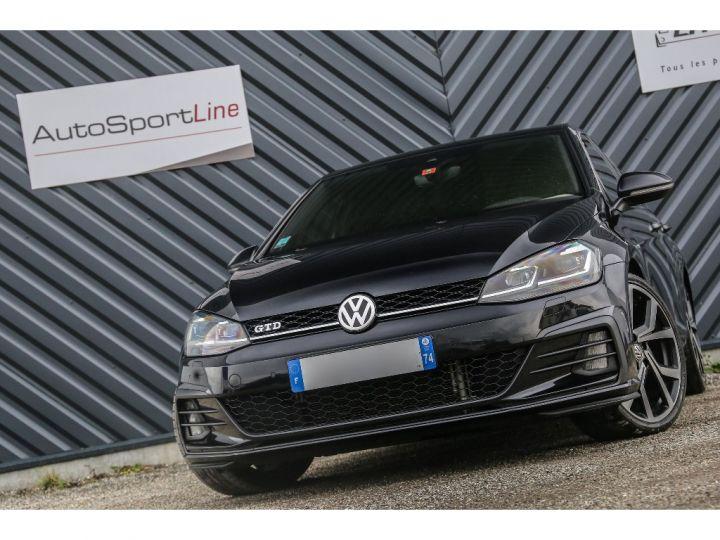Volkswagen Golf GTD 2.0 DSG7 BlueMotion Technology NOIR - 2