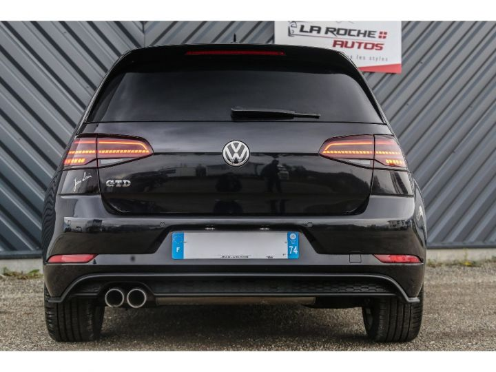 Volkswagen Golf GTD 2.0 DSG7 BlueMotion Technology NOIR - 5