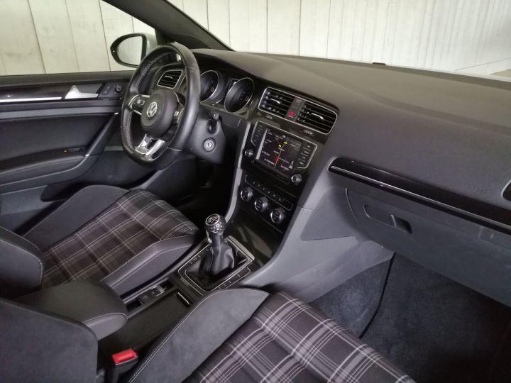 Volkswagen Golf GTD 2.0 TDI 184 CV BV6 5P Blanc - 7
