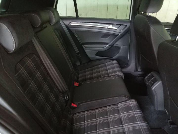 Volkswagen Golf GTD 2.0 TDI 184 CV BV6 5P Blanc - 9