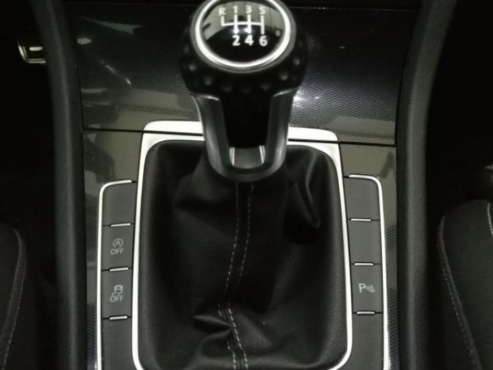 Volkswagen Golf GTD 2.0 TDI 184 CV BV6 5P Blanc - 13