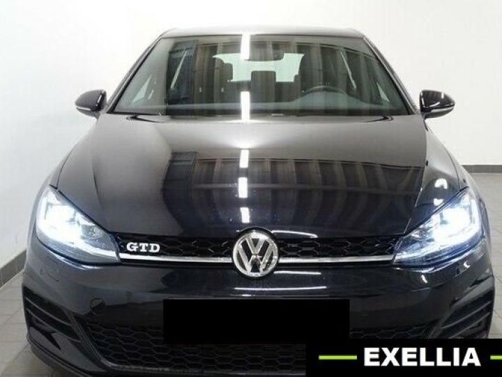 Volkswagen Golf GTD VII2.0 TDI DSG NOIR PEINTURE METALISE  Occasion - 1