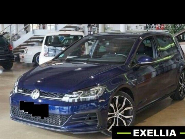 Volkswagen Golf GTD VII2.0 TDI DSG BLEU PEINTURE METALISE Occasion - 1