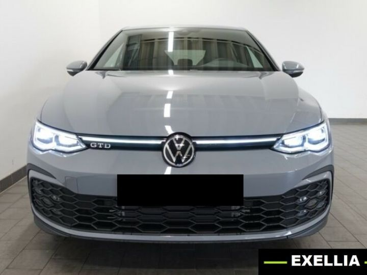 Volkswagen Golf GTD VIII 2.0 TDI DSG GRIS PEINTURE METALISE  Occasion - 2