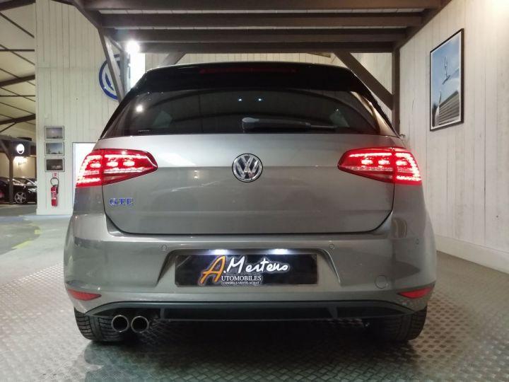 Volkswagen Golf GTE 1.4 TSI 204 CV DSG  Gris - 4