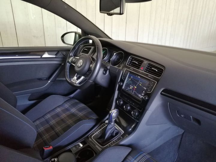 Volkswagen Golf GTE 1.4 TSI 204 CV DSG  Gris - 7