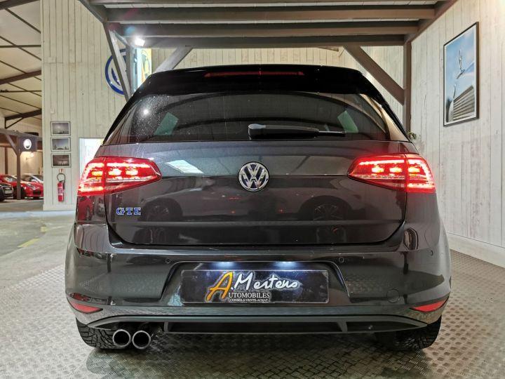 Volkswagen Golf GTE 1.4 TSI 204 CV DSG 5P Gris - 4