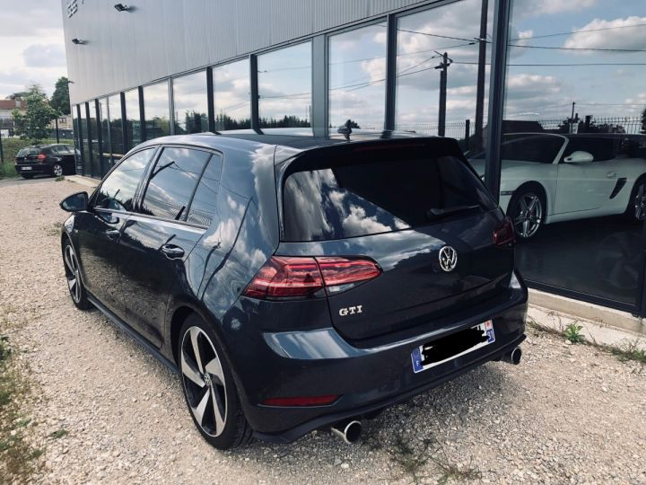 Volkswagen Golf GTI Gris - 3