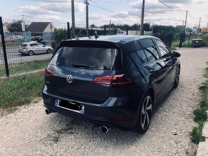 Volkswagen Golf GTI Gris - 4