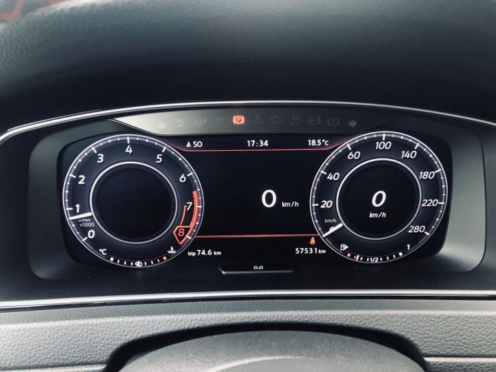 Volkswagen Golf GTI Gris - 11