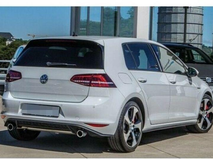 Volkswagen Golf GTI Blanc - 1