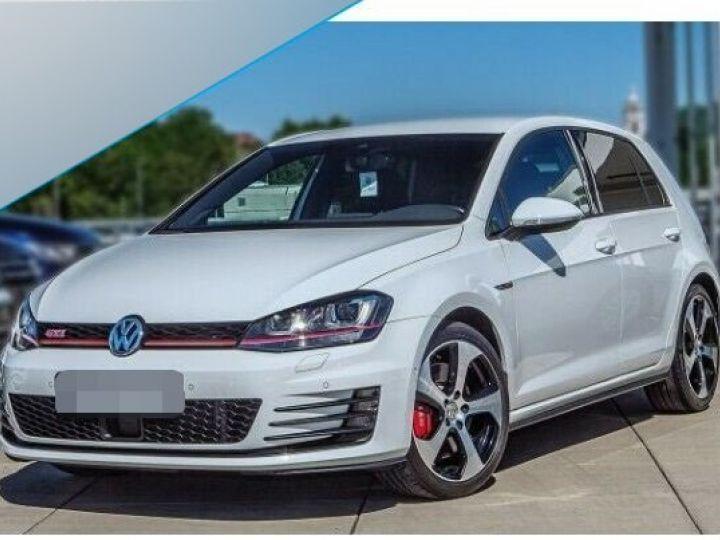 Volkswagen Golf GTI Blanc - 2