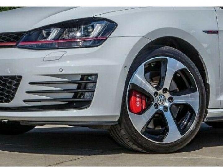 Volkswagen Golf GTI Blanc - 3