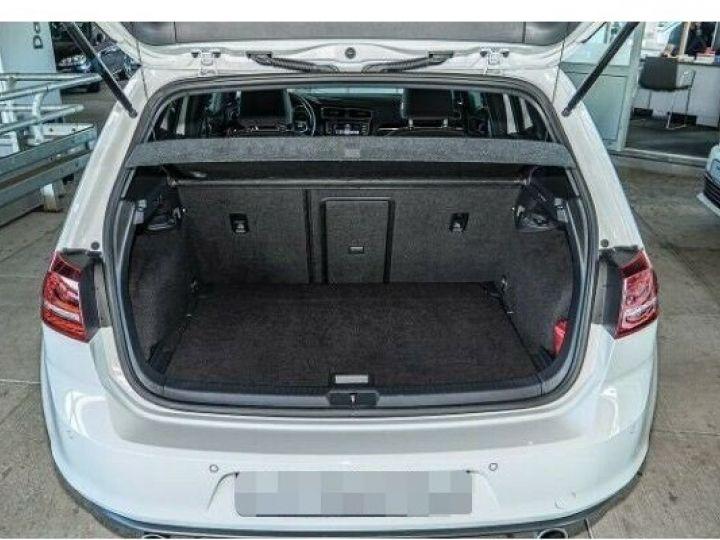 Volkswagen Golf GTI Blanc - 4