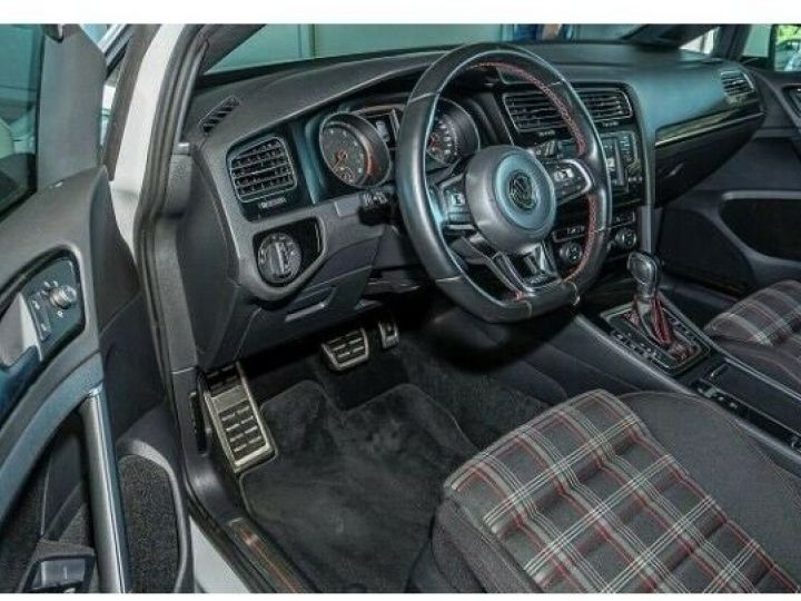Volkswagen Golf GTI Blanc - 6
