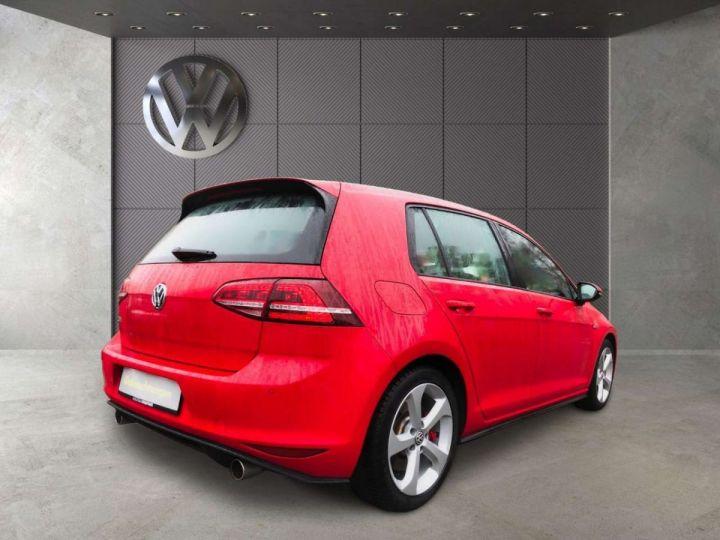 Volkswagen Golf GTI rouge tornado  - 3