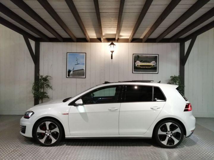 Volkswagen Golf GTI 2.0 TSI 220 CV DSG 5P Blanc - 1