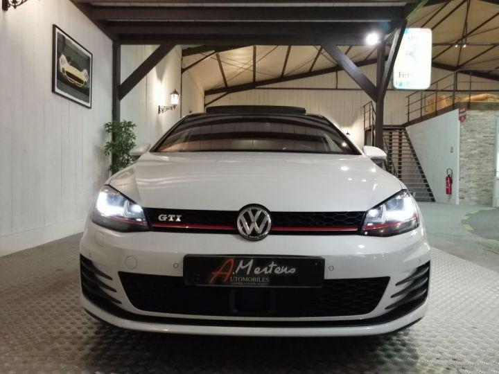 Volkswagen Golf GTI 2.0 TSI 220 CV DSG 5P Blanc - 3